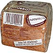 pan gris de centeno cortado Envase 300 g Naturpan