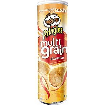 PRINGLES MULTI GRAIN Patatas fritas original Tubo 150 g