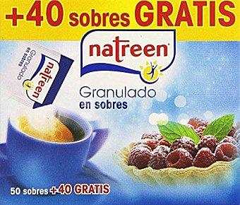 Natreen Edulcorante granulado Caja 90 sobres