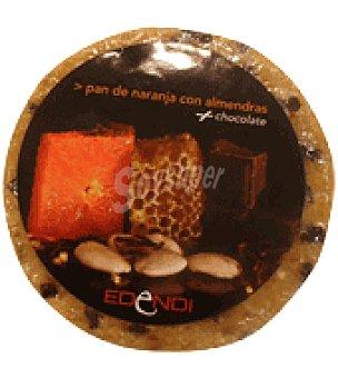 Redondo de naranja y almendra con chocolate Paquete 135 g