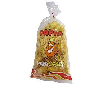 papa Crass Patatas fritas 250 Gramos