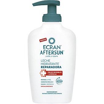 ECRAN AFTERSUN Leche hidratante reparadora para pieles sensibles y atópicas Spray de 300 ml