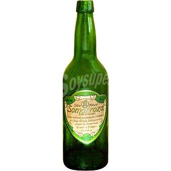 SOMARROZA Sidra natural Botella 75 cl
