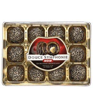 Douce Symphonie Bombón crocanti de chocolate negro 150 g