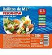 Rollitos de mar sin gluten 250 GRS Pescanova