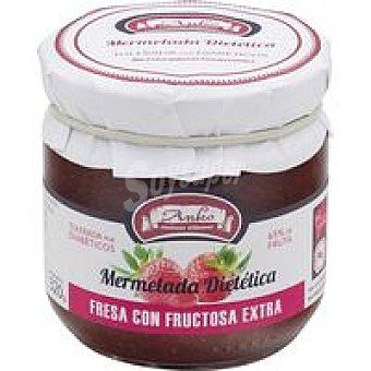 Anko Mermelada dietética de fresa Frasco 330 g