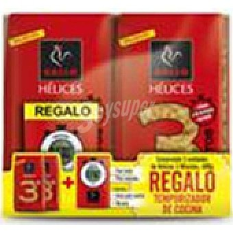 Gallo Pack hélices 3 minutos Pack 2x400gr