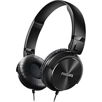 Philips Auriculares tipo DJ en color negro SHL3060BK 1 unidad
