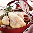 pollo entero limpio listo para asar pieza peso aproximado 1,8 kg CUK