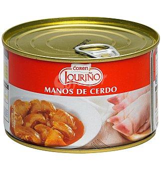 Louriño Manos cerdo Lata 230 g