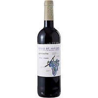 Viñas de Miedes Vino Tinto Joven Botella 75 cl