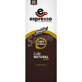 TAMAZOR Café natural suave Paquete 175 g