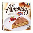 Tarta almendra y daim - Sin Gluten 400 g Almondy