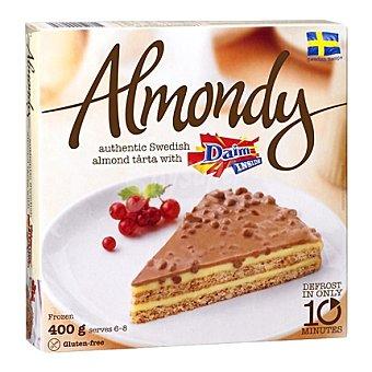 Almondy Tarta almendra y daim - Sin Gluten 400 g