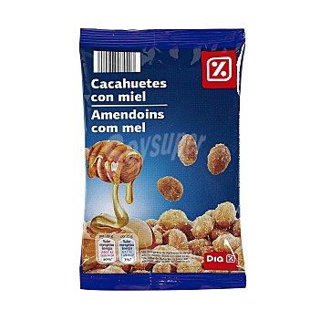 DIA Cacahuetes c/miel Bolsa 125G