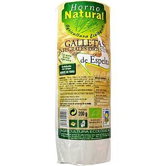 LA CAMPESINA Galletas integrales digestivas de espelta agricultura ecológica Envase 200 g