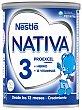 3 crecimiento leche infantil desde los 12 meses estuche 800 g Nativa Nestlé