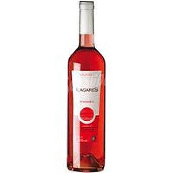 ILAGARES Vino Rosado Navarra Botella 75 cl