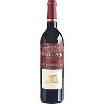 Puerta Vieja Vino Tinto Crianza Rioja Botella 75 cl