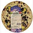 Pizza delizia con trufa y calabacín Envase 355 g Casa modena
