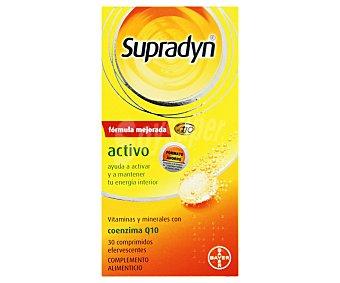 SUPRADYN Activo Complemento alimentició, vitaminas y minerales con coenzima Q10 30 Comprimidos