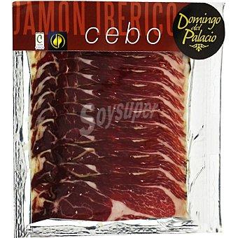 DOMINGO DEL PALACIO jamón de cebo ibérico sobre 150 g