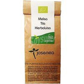 JOSENEA Infusión melisa-tila-hierba luisa 20 g