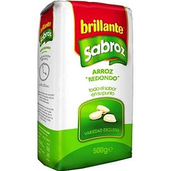 BRILLANTE arroz redondo Sabroz  paquete 500 g