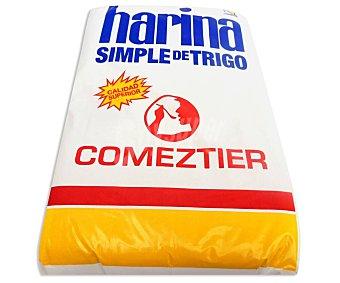 Comeztier Harina simple de trigo 1 kg