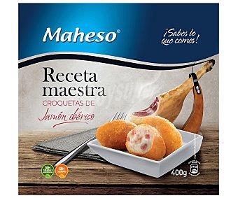 Maheso Croquetas de Jamón Iberico 400 gr