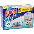 Insecticida eléctrico líquido máxima protección ballerina aparato + 2 recambios  Bloom