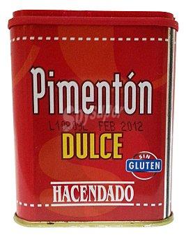 Hacendado Pimenton rojo dulce Lata 75 g