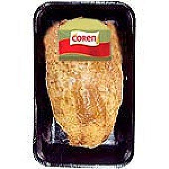 Coren Pechuga de pollo ahumada Envase 250 g