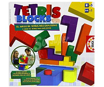 Educa Tetris blocks