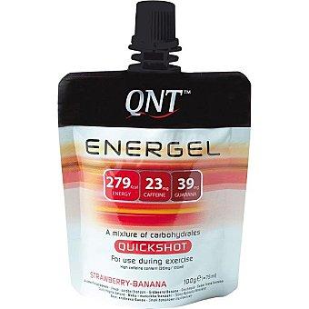 QNT ENERGEL Complemento deportivo en gelatina sabor fresa y banana Envase 75 g