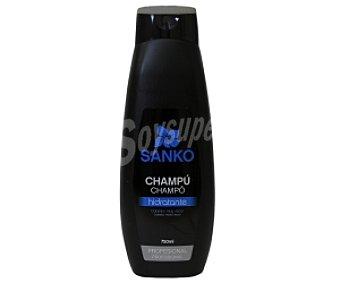 SANKO Champú Profesional Hidratante 750 Mililitros
