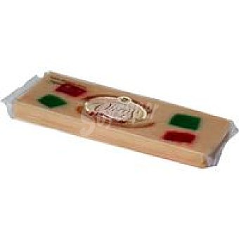 Vicens Turrón de mazapán con frutas Tableta 300 g