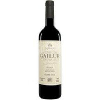 Alavesa Vino Tinto Crianza D.O.C. Rioja gailur Botella 75 cl