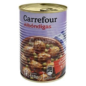Carrefour Albóndigas al estilo casero 430 g