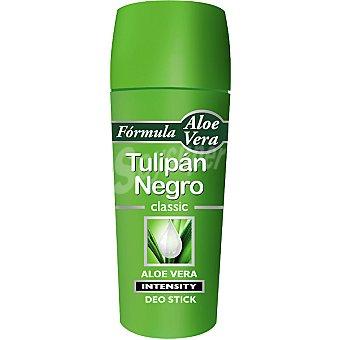 Tulipan Negro Desodorante Intensity Classic aloe vera en stick Envase 75 ml