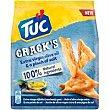 Crack's original tuc, paquete 100 G Paquete 100 g Tuc