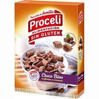 Proceli Choco Bites sin gluten Caja 225 g