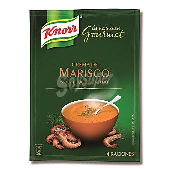 Knorr Crema de marisco deshidratado Gourmet Sobre 63 g