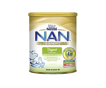 Nestlé Nan Expert Leche Nestlé Nan Digest 800 gr