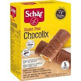 Schär Chocolix Caja 110 g