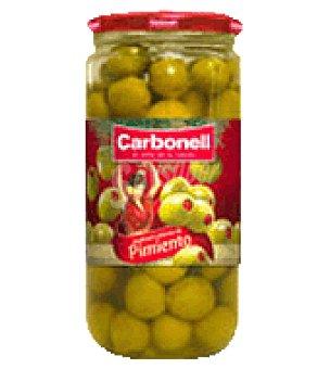 Carbonell Aceituna rellena de pimiento 400 g