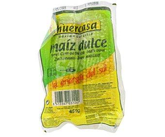 Huercasa Maíz Cocido, bolsa 400 gramos