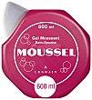 Gel Moussant - Gel de baño con aceites esenciales naturales 600 ml Moussel