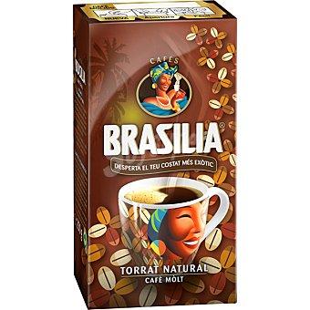 Brasilia Café natural molido Paquete 250 g