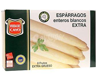 Viuda de Cayo Esparragos 8 Frutos Lata de 500 Gramos